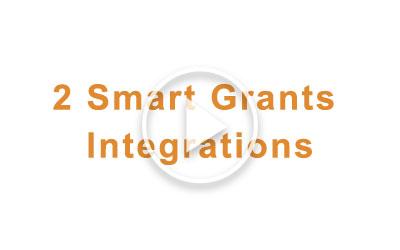 NAVOMI Smart Grants - Integrations