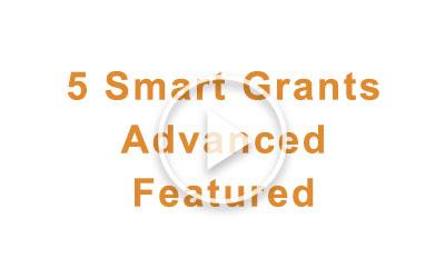 NAVOMI Smart Grants - Advanced Features