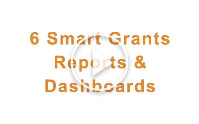 NAVOMI SmartGrants - Reports & Dashboards